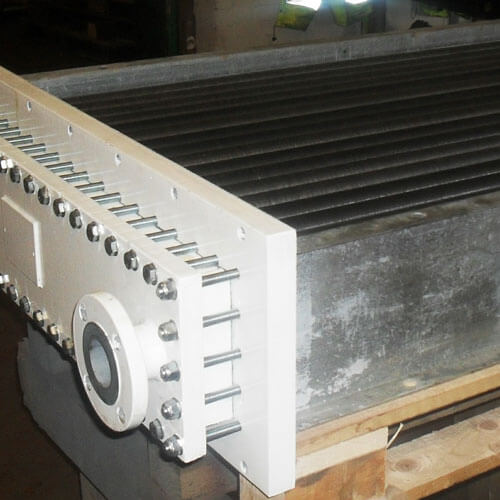 Extended Surface Heat Exchanger