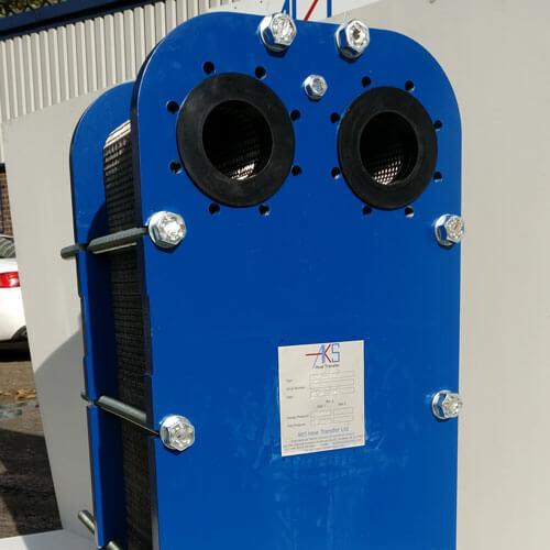 Plate Heat Exchanger Servicing & Repairs | AKS Heat Transfer