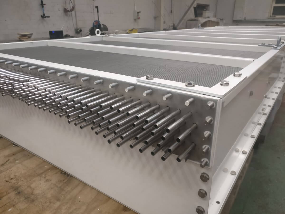 Heat Exchanger Servicing & Repair | AKS Heat Transfer, Sheffield